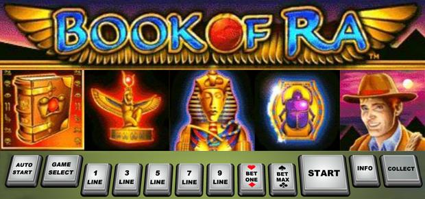 Игровые автоматы бук оф ра онлайн казино historybet