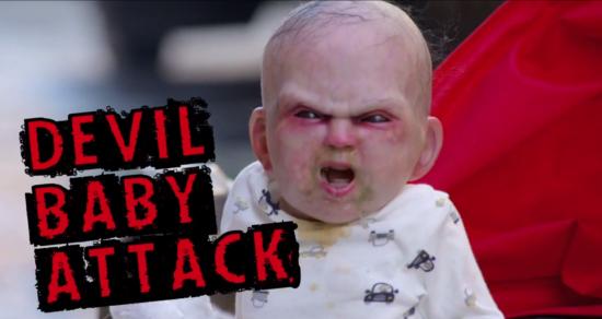 Ребёнок из ада фото