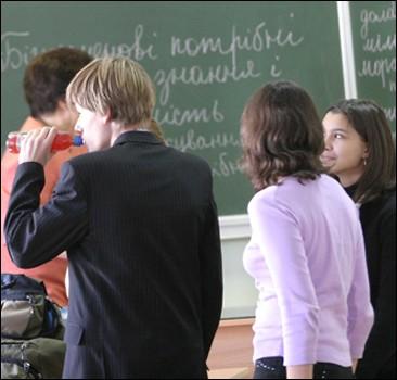 Порно в классе при детях