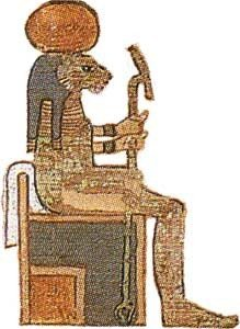 Шу – египетский бог воздуха - 22 Мая 2013 Агалиарепт